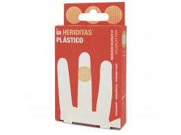 INTERAPOTHEK APOSITOS PLAST RED 2,5CM 24