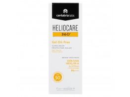 HELIOCARE 360º GEL OIL FREE SPF 50 50 ML